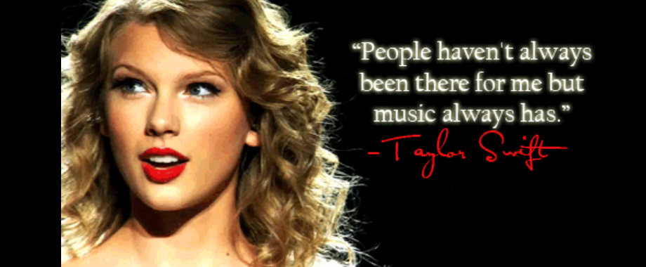 Quotes Taylor Swift Fanpage